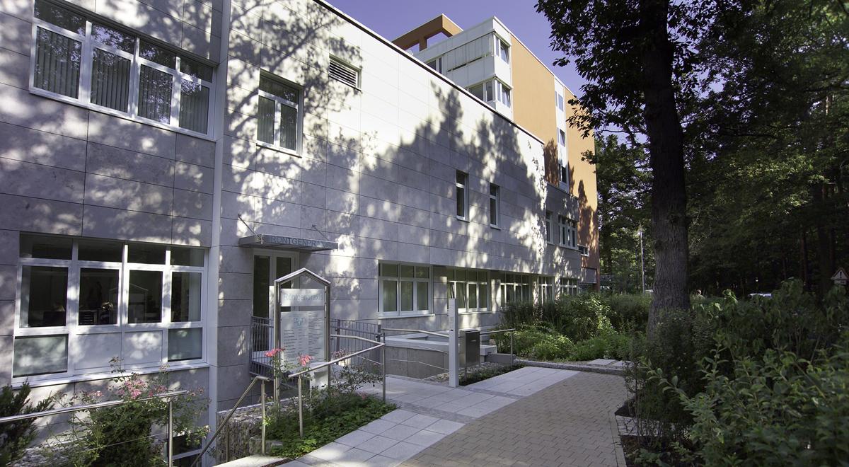 Erlangen Waldkrankenhaus